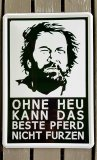 Metallschild BUD SPENCER