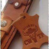 Leder-Armband - für starke Handgelenke