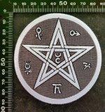 Aufnäher Pentagram