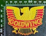 Aufnäher Gold-Wing